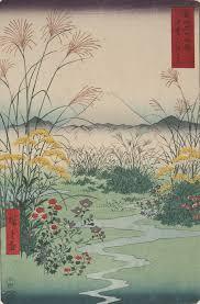 huit maîtres de l ukiyo e ou l de l este japonaise