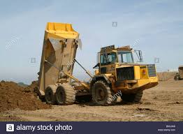 Volvo Dump Truck Stock Photos & Volvo Dump Truck Stock Images - Alamy