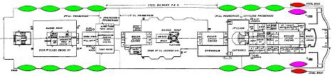 Celebrity Millennium Deck Plans by Australian Billionaire Plans To Build Titanic Ii Slashdot