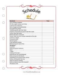 Free Wedding Planner Pleasing Downloadable Planning Printable Pertaining To