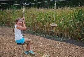 Siegels Pumpkin Farm fly u0027n farmer u0027s ziplines siegel u0027s pumpkin farm