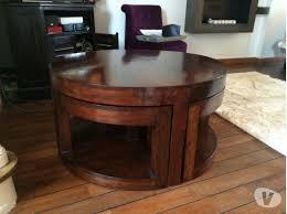 table cuisine bois exotique table cuisine bois exotique table ronde en bois exotique en