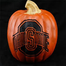 Ohio State Pumpkin Template by 36 Best Ohio State Buckeyes Halloween Images On Pinterest Ohio