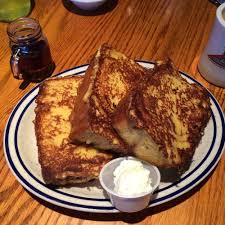 Iowa Machine Shed Catering Menu by French Toast Made Out Of The Cinnamon Rolls Amazing Yelp
