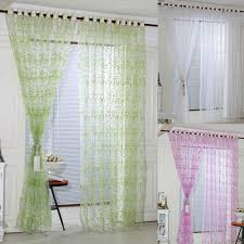 Crushed Voile Curtains Christmas Tree Shop by Online Get Cheap Voile Sheers Aliexpress Com Alibaba Group