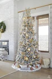 9ft Christmas Tree For December Home Decor Beautiful In White