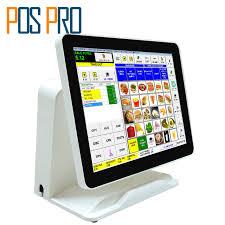 caisse bureau syst m izp010 caisse enregistreuse pos système de facturation capacitif