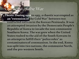Iron Curtain Cold War Apush by The Korean War Communists Or Nationalists 1950 U2013 1953 By
