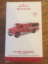 Hallmark 2014 1971 GMC Fire Engine Ornament | EBay Eone Fire Trucks On Twitter Here Is The Inspiration For 1 Of Brigade 1932 Buick Engine Ornament With Light Keepsake 25 Christmas Trees Cars Ideas Yesterday On Tuesday Truck Nameyear Personalized Ornaments For Police Fireman Medic My Christopher Radko Festive Fun 10195 Sbkgiftscom Mast General Store Amazoncom Hallmark 2016 1959 Gmc 2015 Iron Man Hooked Raz Imports Car And Glass