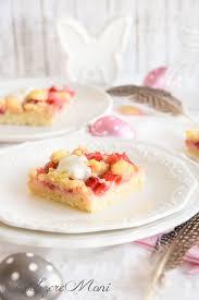 kochzeremoni saftiger erdbeer rhabarber streuselkuchen mit