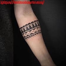 Armband Tattoos Design Idea For Men And Woman