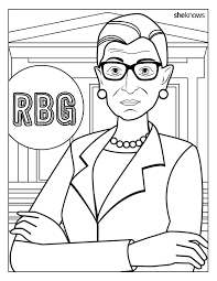 Celebrate The Notorious RBGs Birthday With This Printable