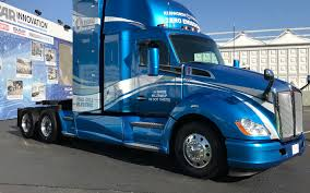 100 New Kenworth Trucks Toyota And Collaborate To Develop A Hydrogenpowered Heavy