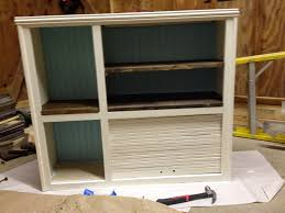 What Is A Hoosier Cabinet by Hoosier Cabinet Part 3 The Final Reveal