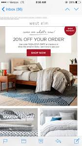 10 Off West Elm Coupon Code - Drugstore Coupon 10 Off Ebay 15 Off Coupon Code September 2019 Trees And Trends Store Coupons Best Tv Deals Under 1000 Decor Great Home Accsories And At West Elm 20 Pottery Barn Kids Onlein Stores Exp 52419 10 Ebay Shopping Through Modsy Everything You Need To Know Leesa Hybrid Mattress Coupon Promo Code Updated Facebook Provident Metals Promo Coupons At Or Online Via West Elm Entire Purchase Fast In Rejuvenation Free Shipping Seeds Man Pottery Barn Williams Sonoma