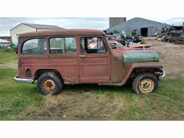 Classic Willys Jeep For Sale On ClassicCars.com - Pg 2 Willys Jeep Truck 194765 Youtube Station Wagon Wikipedia Pickup Rat Rod 2018 Wrangler News Specs Performance Release Date 1955 For Sale Classiccarscom Cc1047349 Affordable Trucks For Today Carsforsalescom 1962 Truck Item C9734 Sold Wednesday Overland Front Left View Products I Love Dump Ewillys Restored M151 A1 East Coast Pattaya Region Pickup The Highs And Lows Morris 4x4 Center Blog Junkyard Tasure 1956 Autoweek