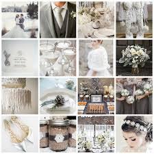 Frost Inspired Wedding Winter Moodboard Ideas Styling