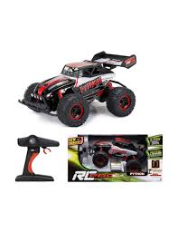 New Bright 1:10 Scale Remote Control RC 9.6V Pro Plus Python Truck ...
