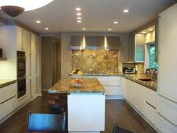 Small Kitchen Track Lighting Ideas by Kitchen Room Design Ideas Captivating Of Staining Golden Maple