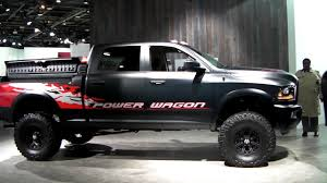 2013 Dodge Ram 2500 Power Wagon - YouTube