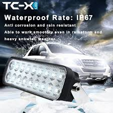 Tc-X 2Pcs 9 Inch 54W Led Light Bar Ultra Flood Lights For Truck ... Poppap 300w Light Bar For Cars Trucks Boat Jeep Off Road Lights Automotive Lighting Headlights Tail Leds Bulbs Caridcom Lll203flush 3 Inch Flush Mount 20 Watt Lifetime 4pcs Led Pods Flood 5 24w 2400lm Fog Work 4x 27w Cree For Truck Offroad Tractor Wiring In Dodge Diesel Resource Forums Best Wrangler All Your Outdoor 145 55w 5400 Lumens Super Bright Nilight 2pcs 18w Led Yitamotor 42 400w Curved Spot Combo Offroad Ford Ranger