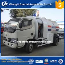 100 Tank Truck China Mini 5m3 Mobile Dispenser Lpg Gas For Sale In