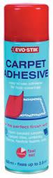 B And Q Carpet Underlay by Evo Stik Carpet Adhesive 500ml Departments Diy At B U0026q
