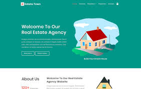 100 Vicarage Designs A Real Estate Category Bootstrap Responsive Web Template