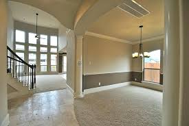 Best Dining Room Paint Colors With Chair Rail A53f In Simple Home Designing Inspiration