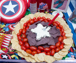 Creative And Clever Captain American Party Ideas For Kids Adults