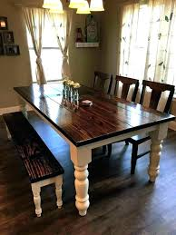 Kitchen Table Benches Bench Seating And Dining