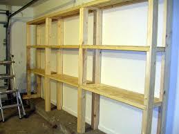 Small Wood Shelf Plans by Garage Shelving Designs Descargas Mundiales Com