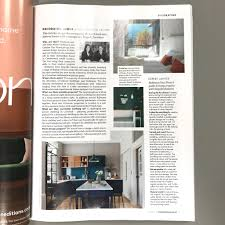 100 Architecture Design Magazine Robinson Van Noort Featured In Decorator Index In Elle Decoration
