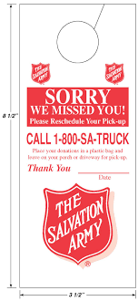 Salvation Army Door Hanger By Allen-Bailey | Family (Thrift) Stores ... Salvation Army C Md On Twitter The Addition Of 2 New Disaster Command Center For Houston Area Harvey Relief Efforts Move Dtown Avons Army Store Opened Its Doors This Week Goodwill Mattress 37893 Bedroom View How To Donate Fniture Dation Pickup Lovetoknow Will Pick Up My Couch And Sofa Set Real Estate Rehabilitation Marketing Materials Truck Stock Photos New Jersey Division Flemington 11735 Water Bottle To Help Keep Homeless Hydrated This