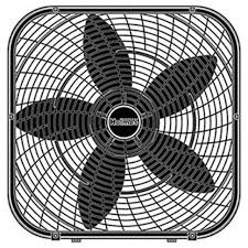 Quietest Table Fan On The Market by The 7 Best Fans To Buy In 2017