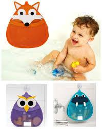 Cheap Owl Bathroom Accessories by Bath Toy Storage Net Bag Cartoon Owl Fox Hippo Bathroom Tidy