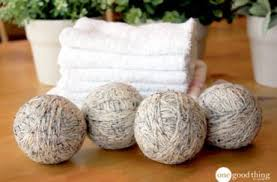 How To Make Your Own Energy Saving Wool Dryer Balls