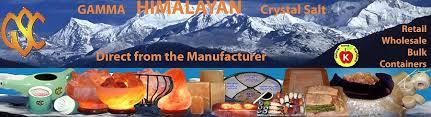 Salt Rock Lamps Walmart Canada by Gamma Salt Crystal Lamps Himalayan Salt Crystal Products