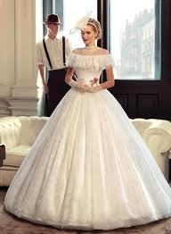 Stylish Vintage Wedding Dresses Fashion