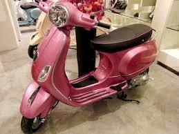 Vespa LX150 Bell Rosa Pink Bella