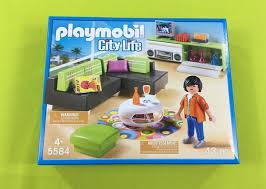 playmobil city 5584 wohnzimmer
