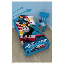Thomas The Tank Engine Toddler Bed by Buy Thomas Toddler Bed Frame From Our Toddler Beds Range Tesco