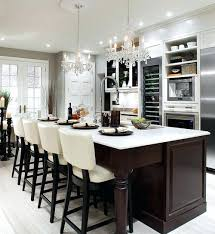 chandelier kitchen island for a larger island you can do two