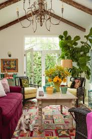 Paint Colors For A Country Living Room by Take A Peek Inside This Colorful California Cottage Hgtv U0027s