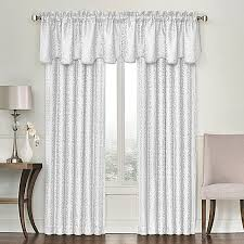 Bed Bath And Beyond Curtains And Valances by Westchester Room Darkening Rod Pocket Back Tab Window Curtain