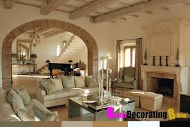 Tuscan Home Interiors Interior Elements Villa Decor Decidedly French And Italian Style
