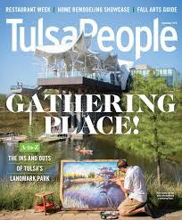 TulsaPeople Sept. 2018 By TulsaPeople - Issuu