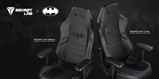 A Superhero Chair For Gamers: Batman Gaming Chair ... Redragon Coeus Gaming Chair Black And Red For Every Gamer Ergonomically Designed Superior Comfort Able To Swivel 360 Degrees Playseat Evolution Racing Video Game Nintendo Xbox Playstation Cpu Supports Logitech Thrumaster Fanatec Steering Wheel And Pedal T300rs Gt Ready To Race Bundle Hyperx Ruby Nordic Supply All Products Chairs Zenox Hong Kong Gran Turismo Blackred Vertagear Series Sline Sl5000 150kg Weight Limit Easy Assembly Adjustable Seat Height Penta Rs1 Casters Sandberg Floor Mat Diskus Spol S Ro F1 White Cougar Armor Orange Alcantara Diy Hotas Grimmash On