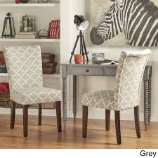 Catherine Moroccan Pattern Fabric Parsons Dining Chair By ... Catherine Parsons Ding Chair Set Of 2 By Inspire Q Bold Marvellous Chairs Upholstered Room Skirted Magnificent Tufted Beige Plaid Black Kitchen Design Covers Target Parson Home Decor Appealing Slipcovers For Combine Stunning Table White Marble Outstanding Terrific Your House Grey 1 Ef92fc1fbc3af2839c49d38657jpg Ideas And Inspiration Gray Gray Choosing A Inspiring Fniture Collections Formal