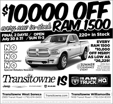 Transitowne Is, Transitowne Jeep/Chrysler/Dodge/RAM, Williamsville, NY 2017 Dodge Ram 1500 For Sale At Le Centre Doccasion Amazing 1988 Trucks Full Line Pickup Van Ramcharger Sales Brochure 123 New Cars Suvs Sale In Alberta Hanna Chrysler Hot Shot Ram 3500 Pricing And Lease Offers Nyle Maxwell 1948 Truck Was Used Hard Work On Southern Rice Farm Used Mt Juliet Tn Rockie Williams Premier Dcjr Fremont Cdjr Newark Ca Truck Rebates Charger Ancira Winton Chevrolet Is A San Antonio Dealer New